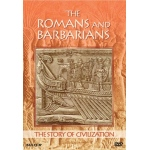 The Story of Civilization: The Romans and Barbarians DVD