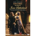Encore! Best of Joan Sutherland DVD