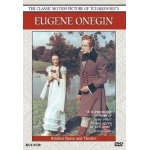 Eugene Onegin (Classic Motion Picture with The Bolshoi Opera) DVD