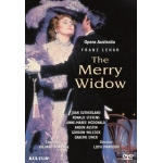 The Merry Widow (Opera australia) DVD