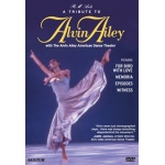 A Tribute to Alvin Ailey DVD