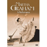 Martha Graham In Performance DVD