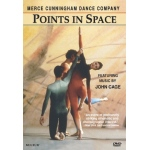 Points In Space (The Merce Cunningham Dance Company) DVD