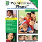Pay Attention Please Book Parent Teacher Resource