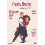 Country Dancing Advanced with Teresa Mason DVD
