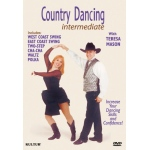 Country Dancing Intermediate with Teresa Mason DVD