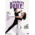 Do You Want to Dance? with Teresa Mason DVD