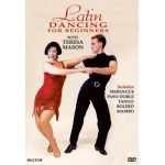 Latin Dancing for Beginners with Teresa Mason DVD