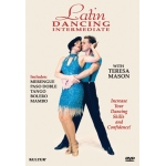 Latin Dancing Intermediate with Teresa Mason DVD