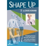 Shape Up with David Howard DVD