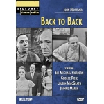 Back to Back DVD