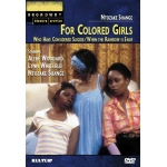 For Colored Girls Who Have Considered Suicide DVD