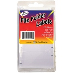 File Folder Labels 154 Ct Clamshell
