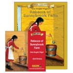 Edcon's Rebecca of Sunnybrook Farm Read-Along Book CD