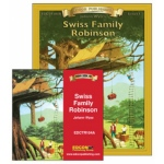 Edcon's Swiss Family Robinson Read-Along Book CD