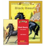 Edcon's Black Beauty Read-Along Book CD