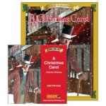Edcon's A Christmas Carol Read-Along Book CD