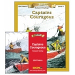 Edcon's Captains Courageous Read-Along Book CD