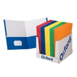 School Grade Twin Pocket Folders 100 Per Box