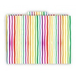 Functional File Folders Stripes