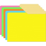 Brite Assorted Mini File Folders