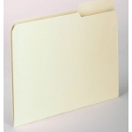 File Folders Letter 1/3 Cut Tab 100 Ct