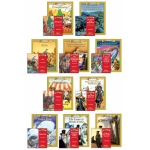 Edcon's All 10 Level 5 Read-Along Books and Audio CDs
