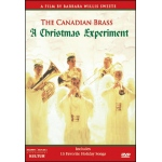 A Christmas Experiment (The Canadian Brass) DVD