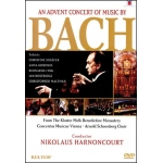 An Advent Concert of Music By Bach DVD