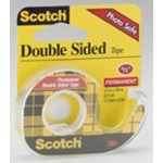Tape Double Stick 1/2 X 250