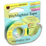 Removable Highlighter Tape Fluorscent Green