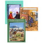 Edcon's Reading Comprehension Workbooks: All 3 Books, Grade 9, Reading Level 9.1 to 9.9
