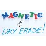Magnetic Dry Erase Board 23 1/2x35 1/2