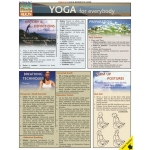 Barcharts Yoga For Everybody Quick Study Guide