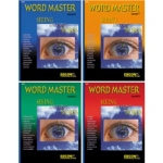 Edcon's All 4 Word Master Books: Levels 6 to 9
