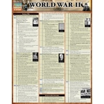 Barcharts World War II Quick Study Guide