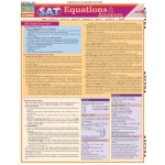 Barcharts Sat Equations & Answers Quick Study Guide
