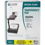Transparency Film For Copiers And Black/white Laser Printers 50ct