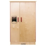 Early Childhood Play Refrigerator: Birch