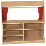 ECR4Kids Puppet Theater - Flannel