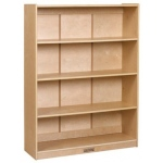 Early Childhood Bookcase Birch: 48""
