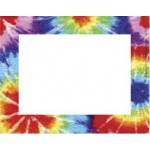 Remember Me Name Tags Tie Dye