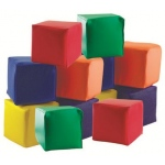 Early Childhood Soft Toddler Blocks-Primary