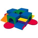 Early Childhood Softzone Tunnel Maze