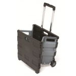 Early Childhood Memorystor Universal Rolling Cart: Black/Gray/Brown