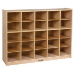 Early Childhood 25 Tray Storage Cabinet