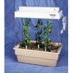Scott Resources & Hubbard Scientific Jewel Single Hydroponic Planter without Lights